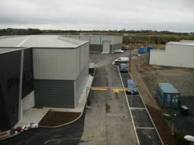 Warehouse and Office Development at Raheen, Limerick