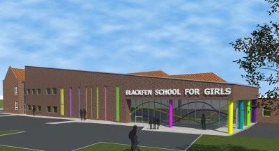 Blackfen School for Girls, Sidcup, Bexley