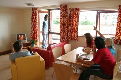 Cappavilla Village – Student Accommodation, University of Limerick – associated fit-out