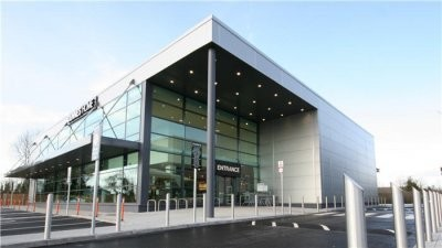 Dunnes Stores, Longford – associated fit-out