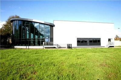 Boathouse & New Training Facility, University of Limerick