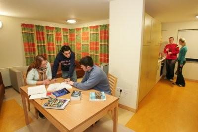 Thomond Village, University of Limerick – associated fit-out