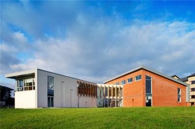 Irish Chamber Orchestra Building, University of Limerick.