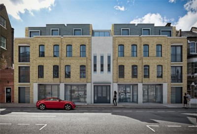 Apartment Development, Shorrolds Road, London SW6