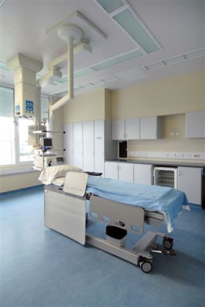 Endoscopy Room Design: Civil Engineering Contractors