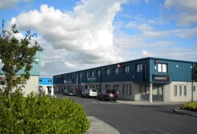 Light Industrial Units at Abbey Park, Ennis