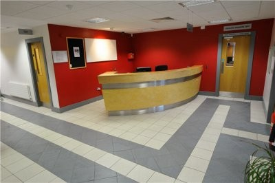 Mid West Health Board, Head Office and Laboratories, Raheen, Limerick – associated fit-out
